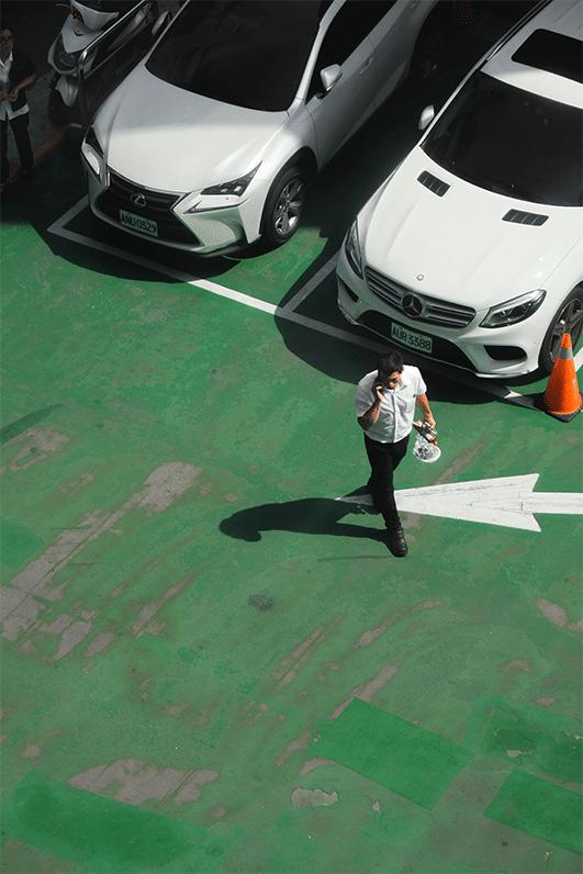 Parkeerbegeleiding