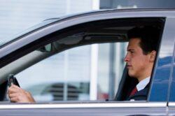 Studentchauffeur onderweg voor Zapp Studentenchauffeurs